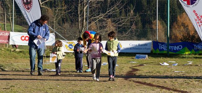 Parte il corso orienteering 2016