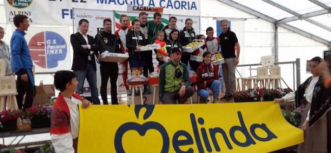 Seppi e Kirchlechner campioni italiani Sprint
