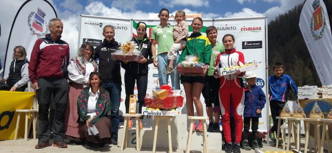 Scalet e Kirchlechner campioni italiani Middle