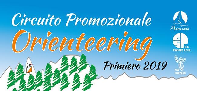 Circuito promozionale orienteering 2019