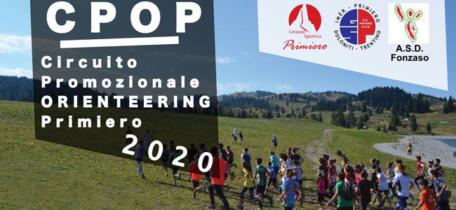 Circuito promozionale orienteering 2020