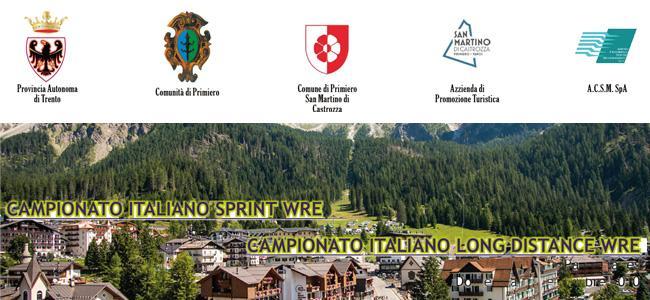 Campionato Italiano CO SPRINT - WRE