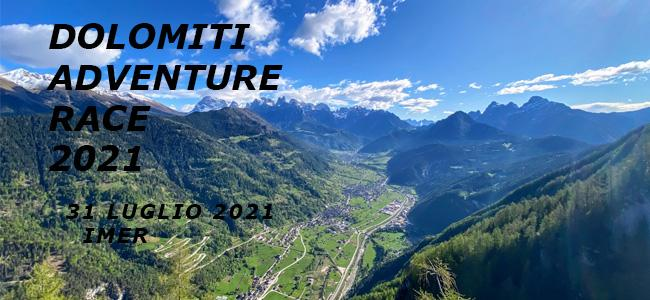 Dolomiti Adventure Race 2021