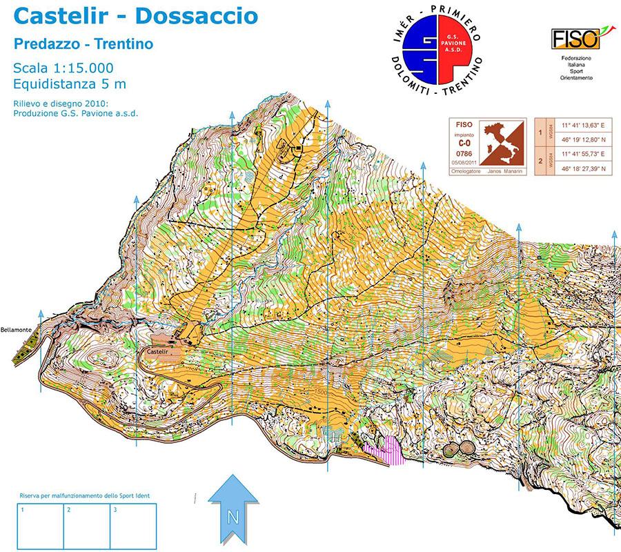 Castelir - Dossaccio