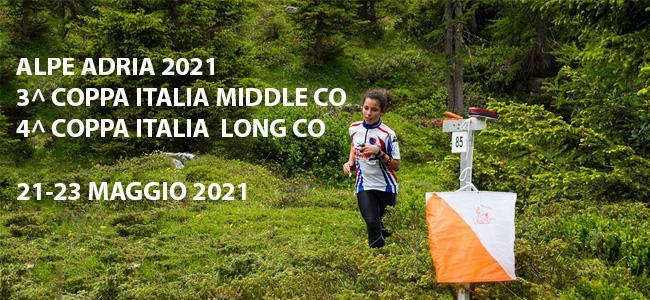 Alpe Adria e Coppe Italia 2021